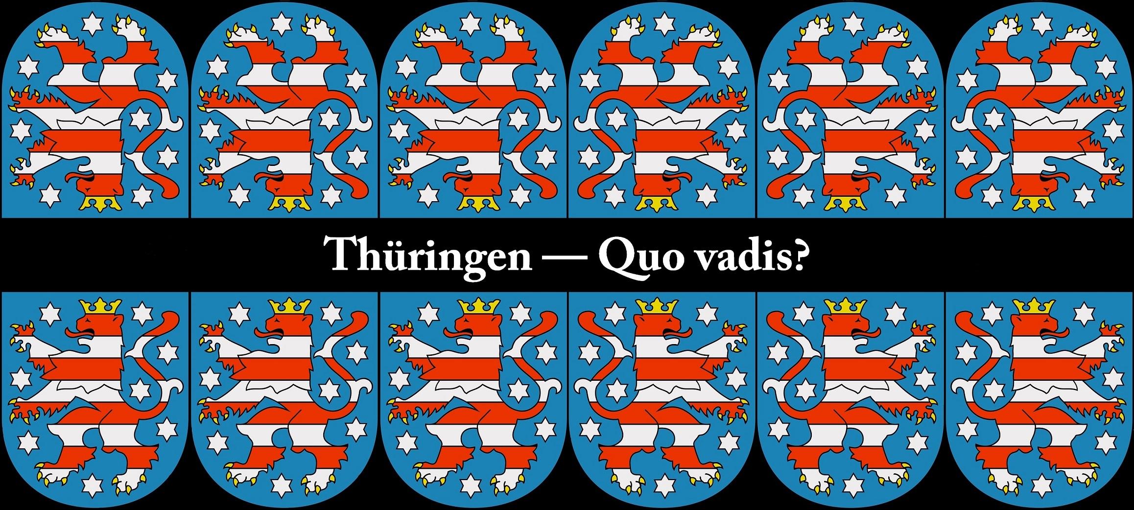Landtagswahl-Thueringen