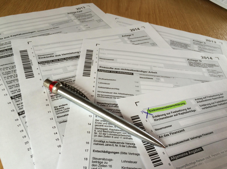 Steuererklärungen-Steuerberatung